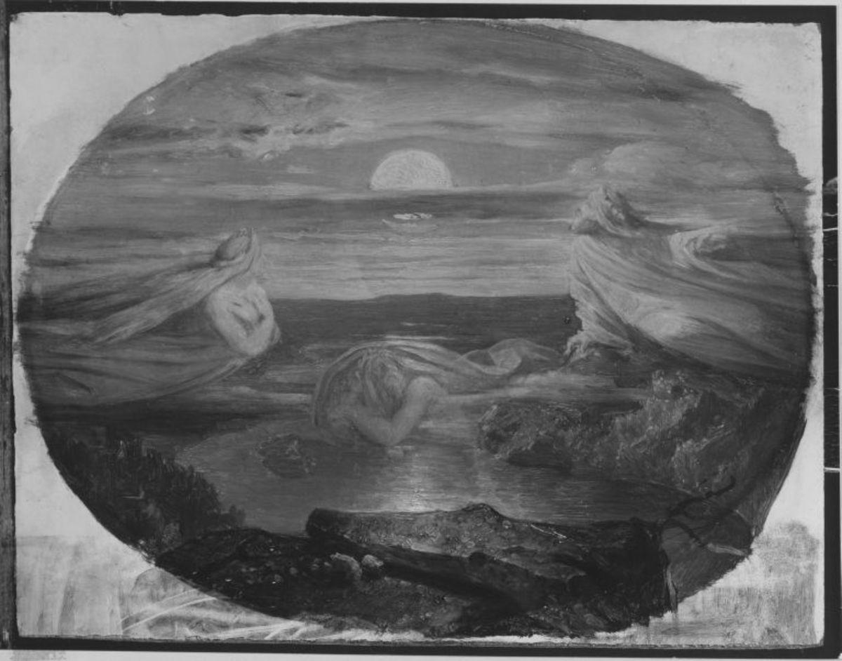 Geister über dem Wasser