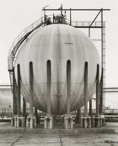 Gasbehälter, Wesseling, Köln, D