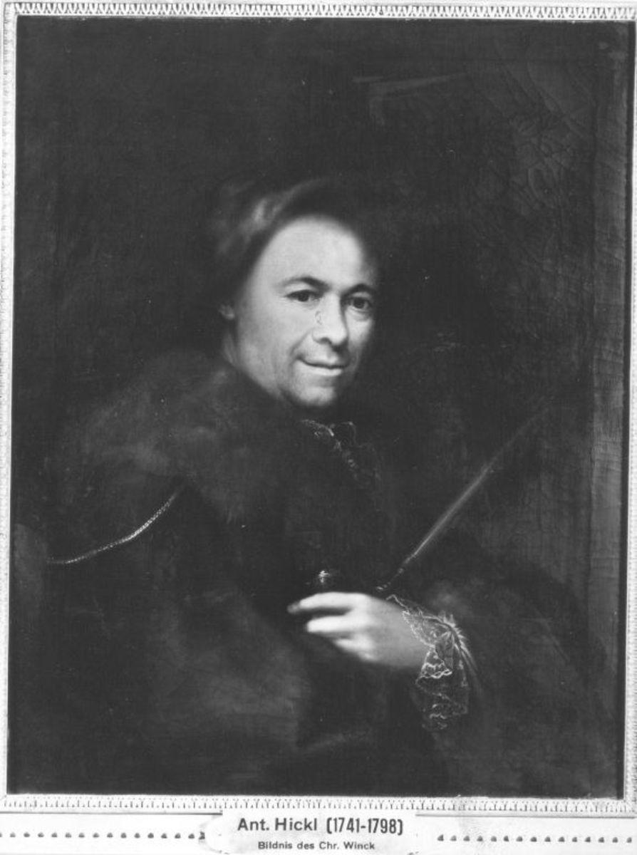 Der kurbayerische Hofmaler Thomas Christian Winck