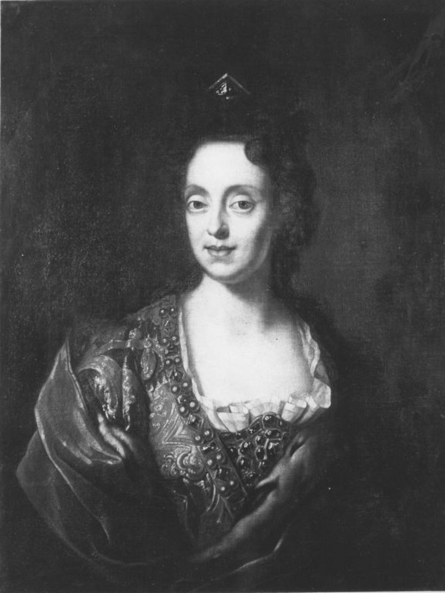 Anna Maria Luisa von Medici