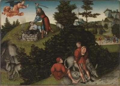 Opfer Abrahams
