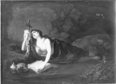 Die hl. Magdalena