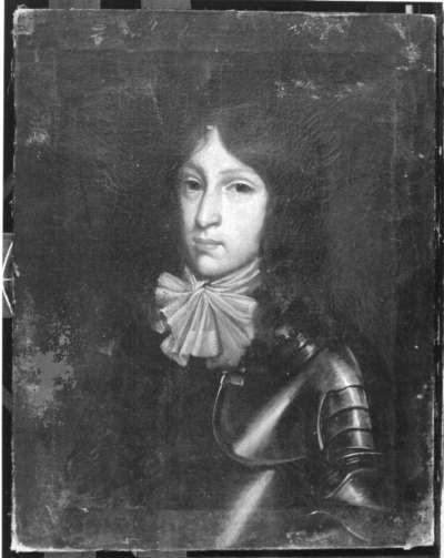 Jugendliches Bildnis eines Prinzen