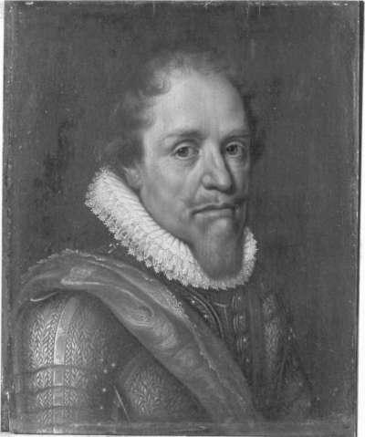 Bildnis des Maurits, Prins van Oranje (1567-1625)
