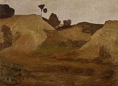 Landschaft am Weyerberg