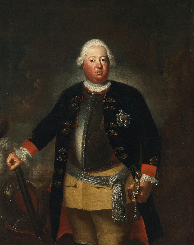 König Friedrich Wilhelm I. von Preußen