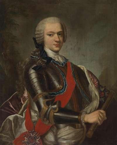 Bildnis des Herzogs Christian IV. von Pfalz Zweibrücken