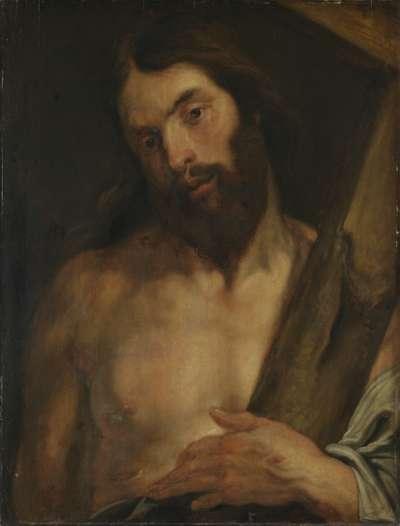 Christus mit dem Kreuz