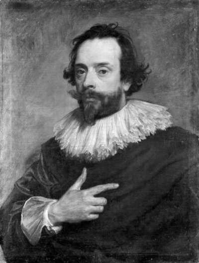 Der Maler Antoon van Opstal