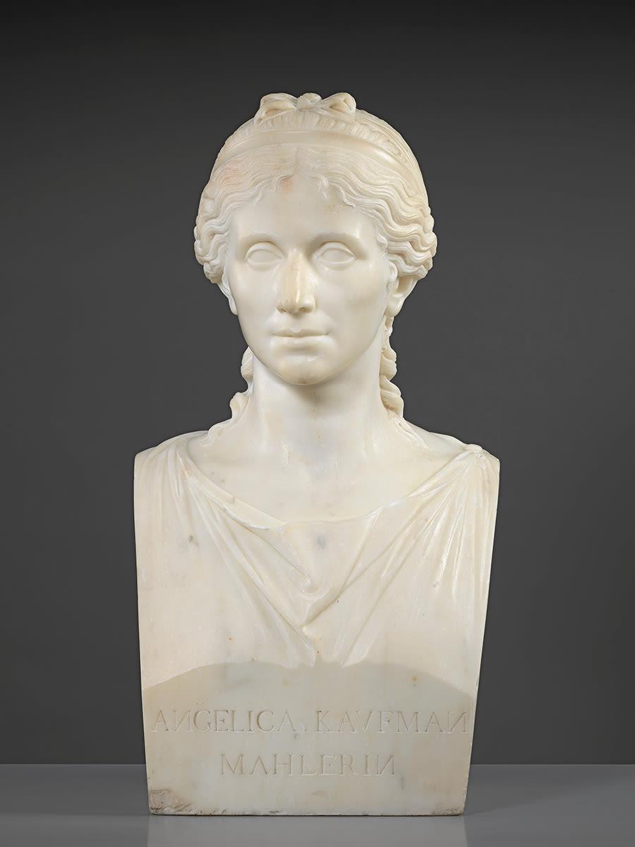 Die Malerin Angelika Kauffmann (1741 - 1807)