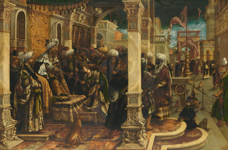Historienzyklus: Geschichte der Esther