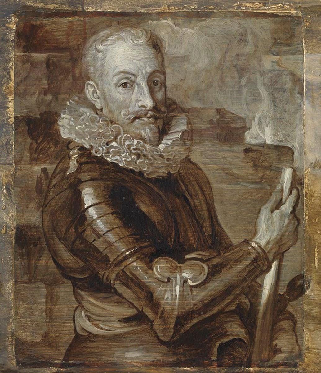 Jean de T'Serclaes von Tilly