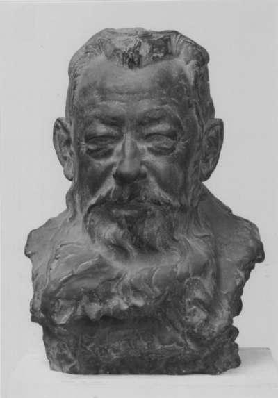 Der Sammler und Kunstkritiker Lequime