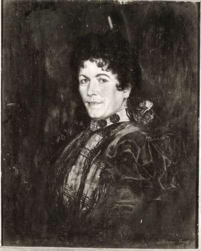 Magda Irschick (Freiin von Perfall)
