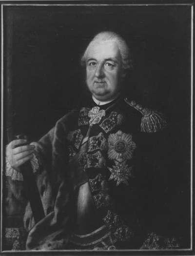 Bildnis von Kurfürst Karl Theodor von Pfalz-Bayern (1724-1799)