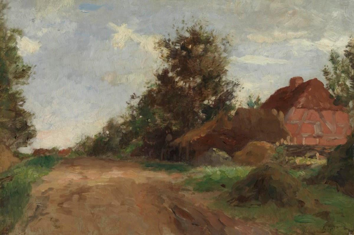 Bauerngehöft in Niedersachsen