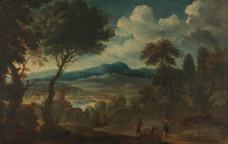 Römische Landschaft