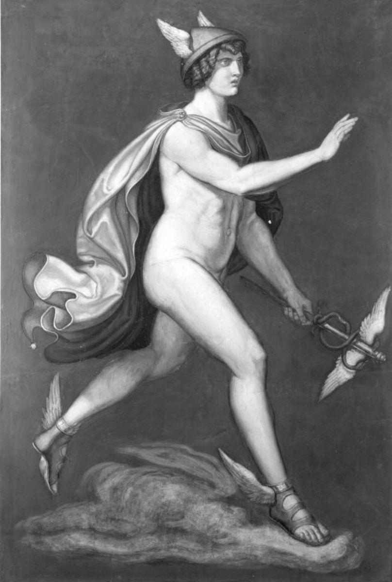 Das Märchen von Amor und Psyche: Merkur