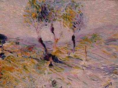 Drei Weiden bei Pretzfeld