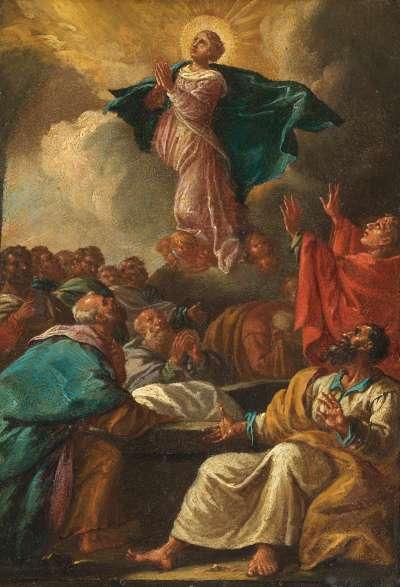 Himmelfahrt der Maria