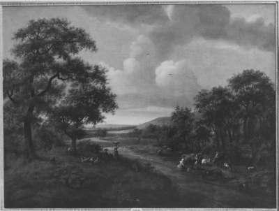 Baumlandschaft