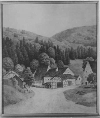 Alte Mühlen