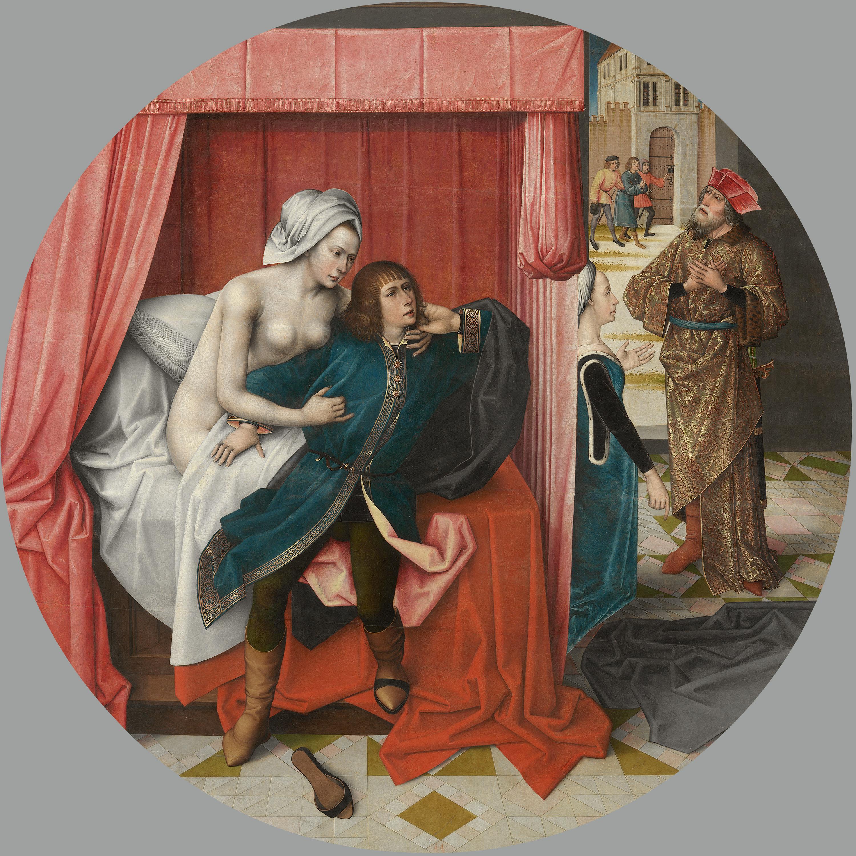 Joseph und Potiphars Weib
