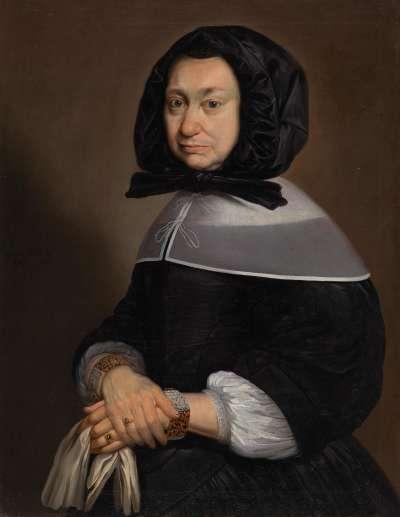 Bildnis einer Dame im Alter von 61 Jahren