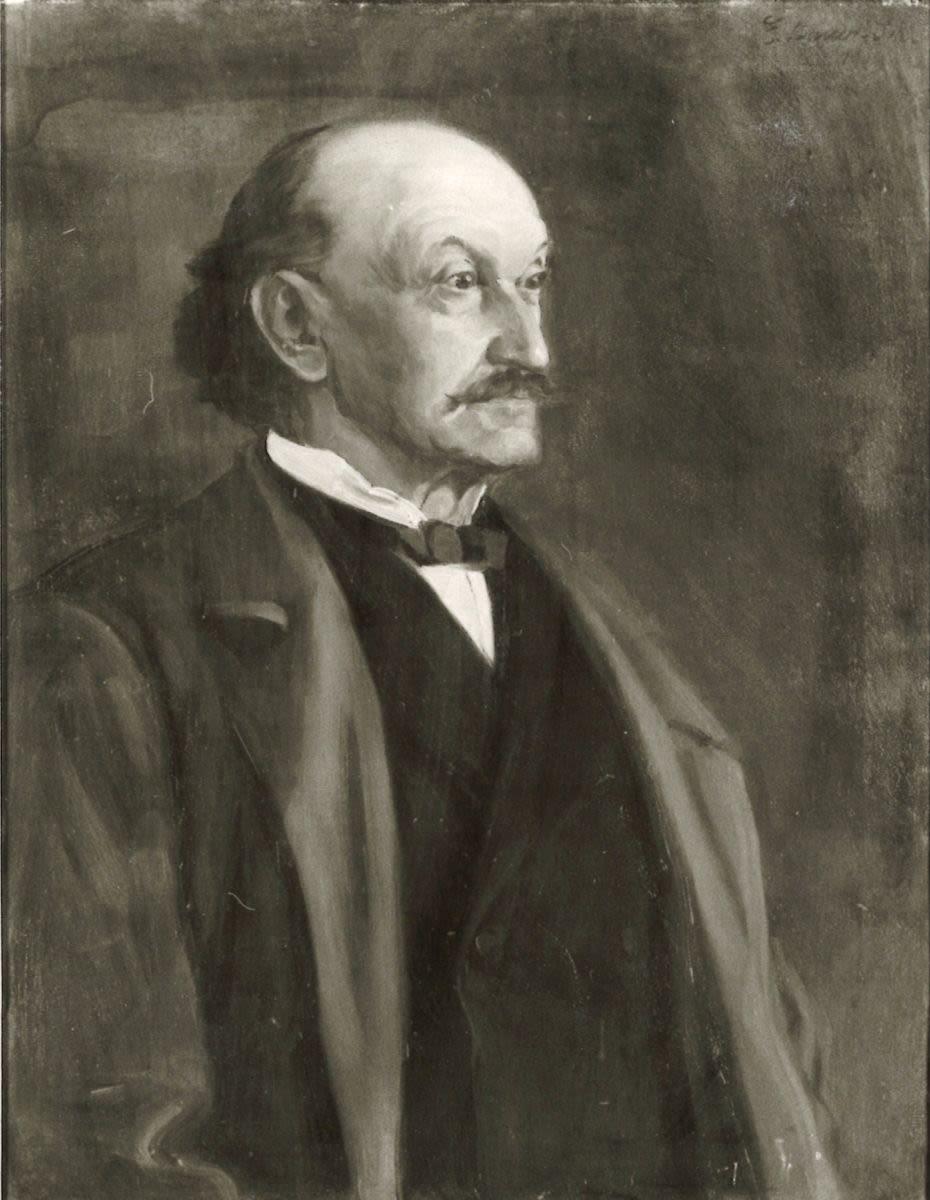 Der Mathematiker Gustav Bauer (1820-1906)