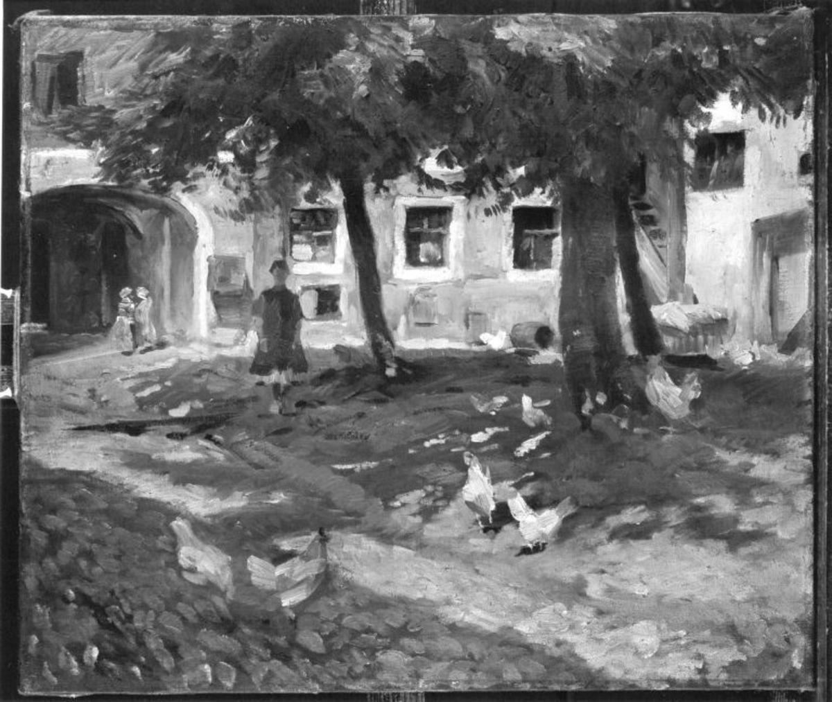 Geflügelhof