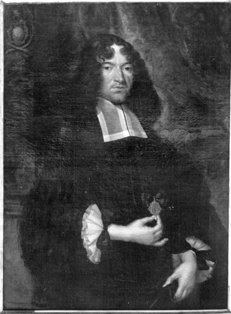 Bildnis eines Bischofs von Bamberg (Philipp Valentin Voit von Rieneck)