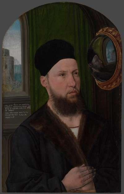 Bildnis des Johann von Melem