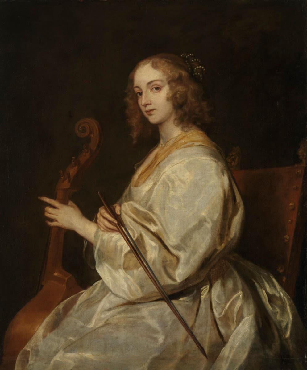 Margaret Lemon (Die Gambenspielerin)