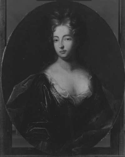 Bildnis der Eleonore Erdmuthe Louise, Gräfin von Brandenburg-Ansbach