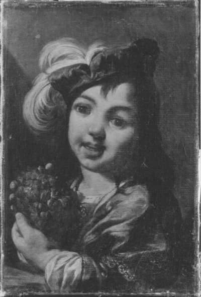 Bildnis eines Knaben