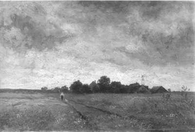 Landschaft bei Etzenhausen