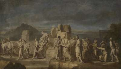 Triumphzug Alexanders des Großen: Zug der Gefangenen (Folge 6/12)
