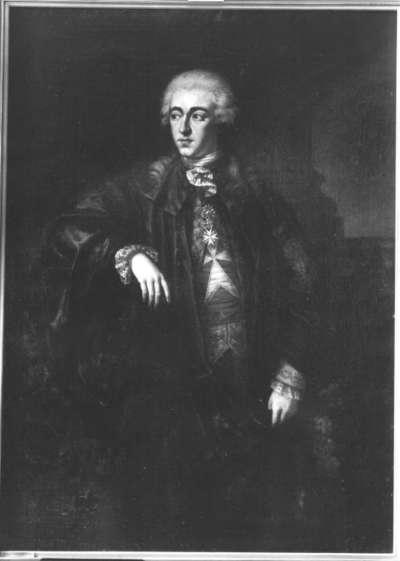 Bildnis des Fürsten Karl August von Bretzenheim (1769-1823)
