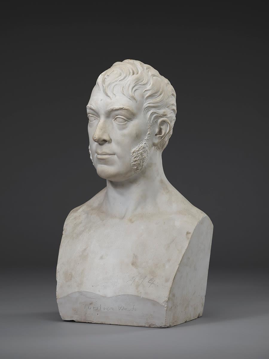 Der bayerische Feldmarschall undf Diplomat Carl Philipp Fürst von Wrede (1767 - 1838)