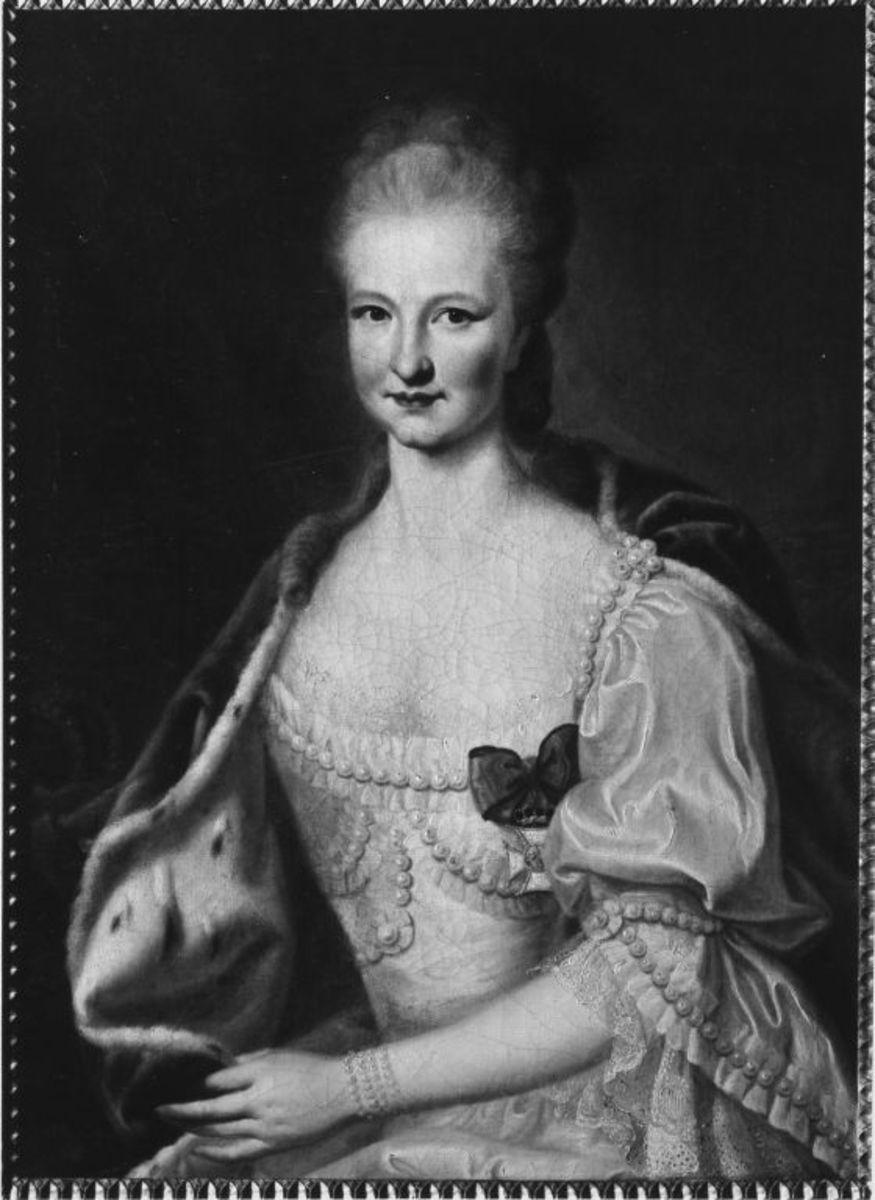 Bildnis der Maria Amalie Auguste