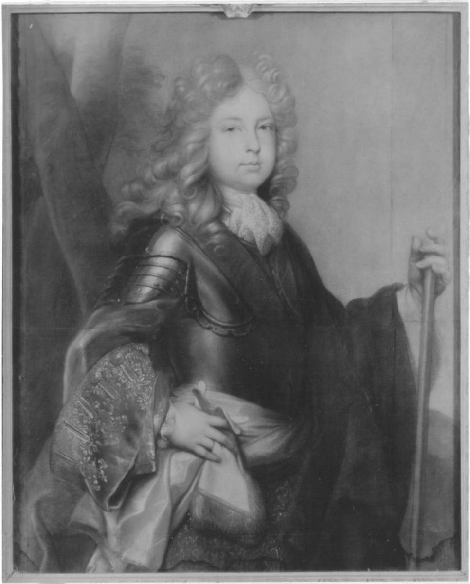 Karl von Frankreich, Herzog von Berry (1686-1714)