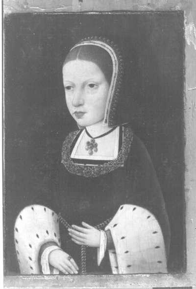 Bildnis einer jugendlichen Fürstin