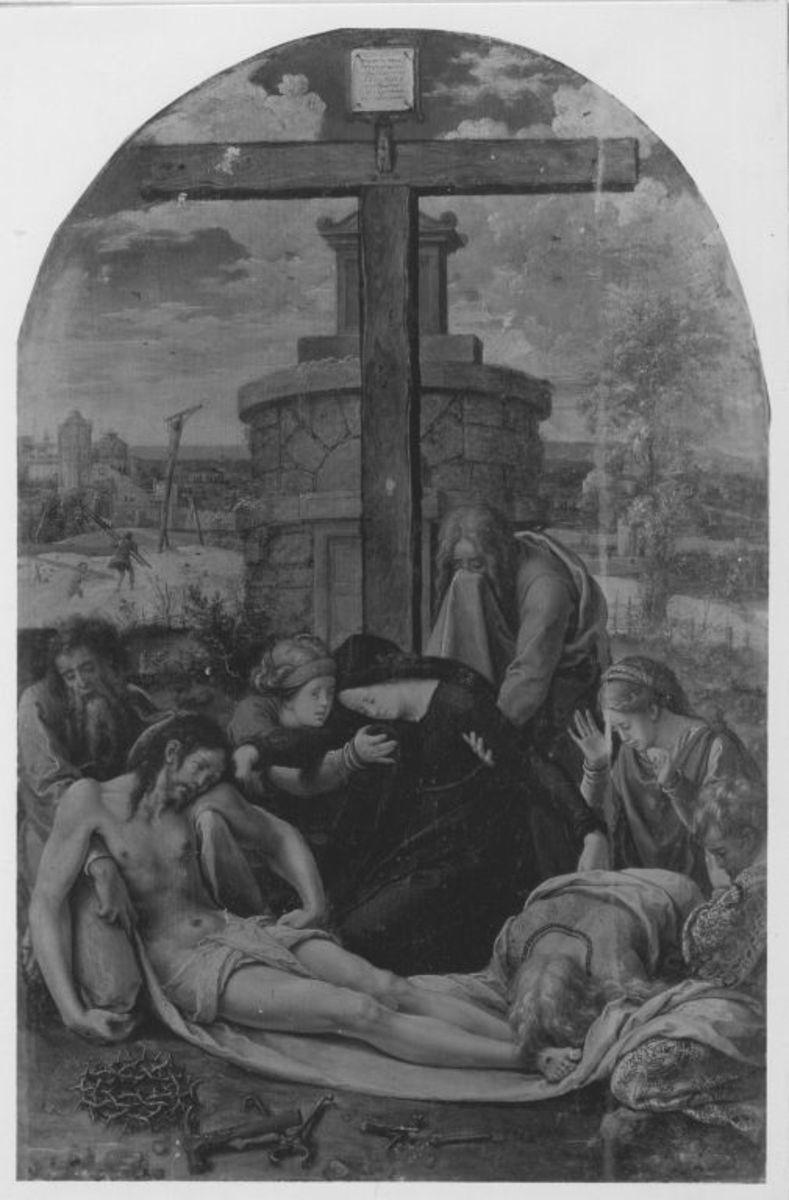 Beweinung Christi (nach Raffael)