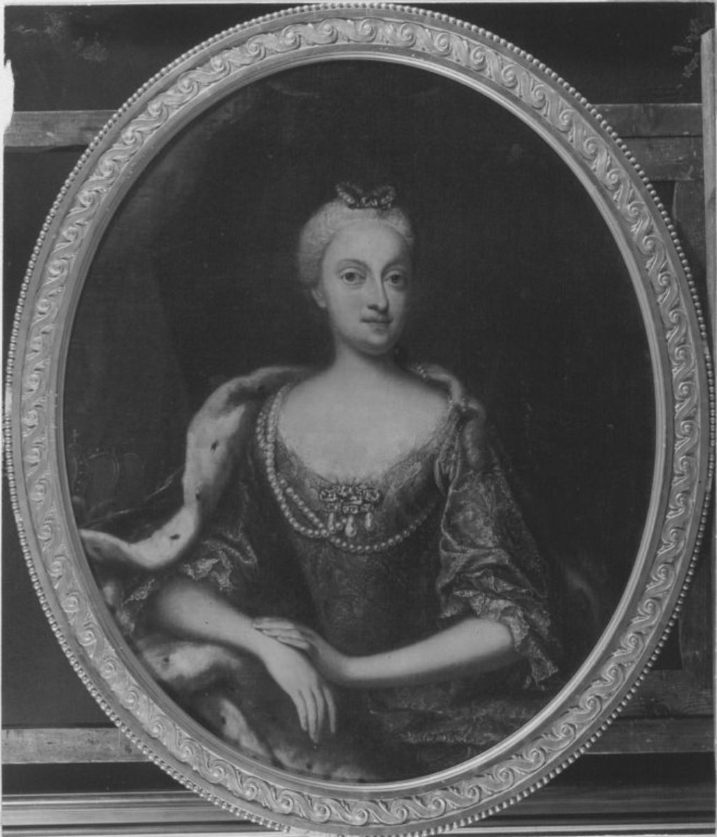 Kaiserin Maria Amalia, Gemahlin Kaiser Karls VII.
