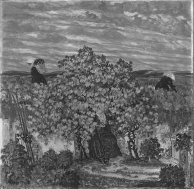 Madonna im Weinberg