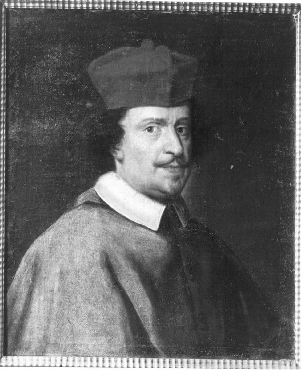 Bildnis eines Kardinals