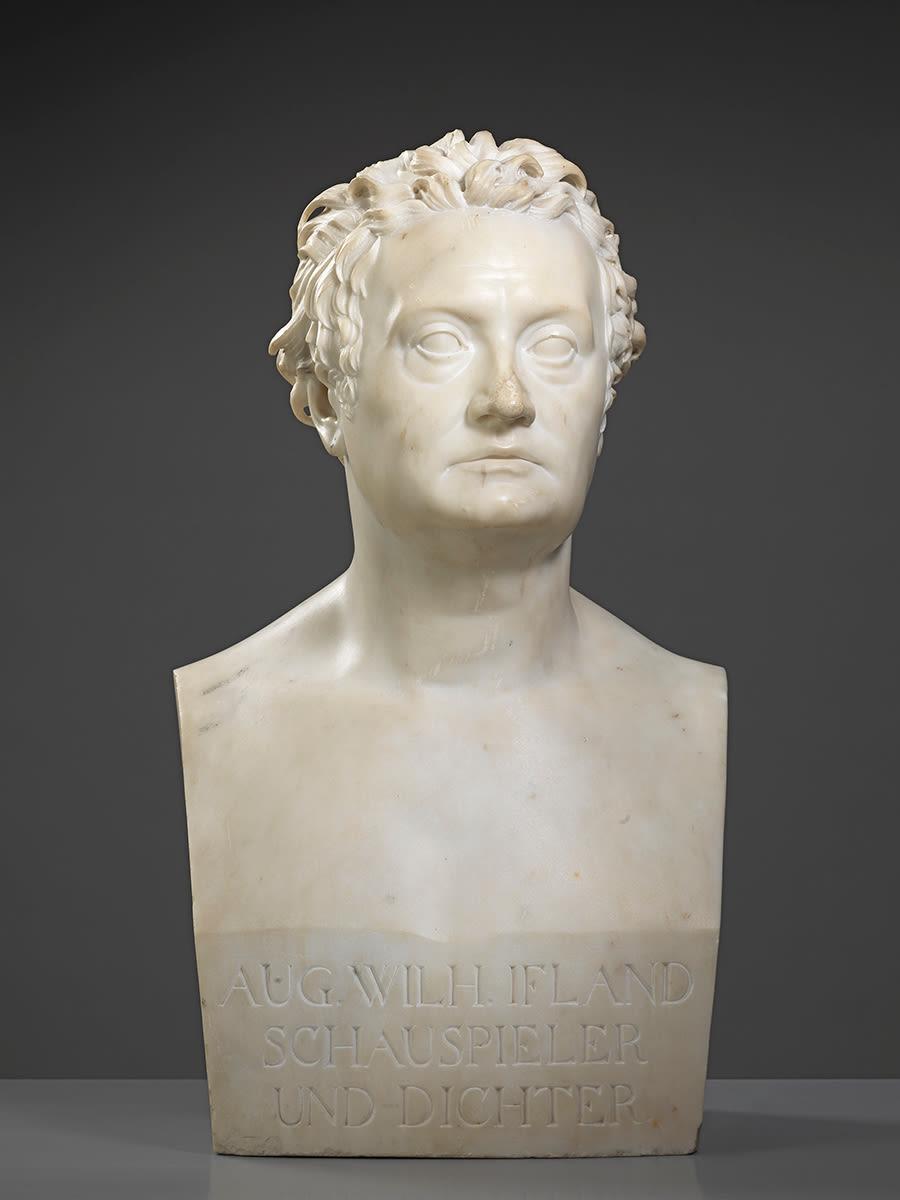 Der Schauspieler und Intendant August Wilhelm Iffland (1759 - 1814)