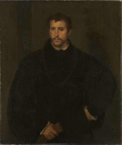 Bildnis eines jungen Mannes (Der junge Engländer) (nach Tizian)