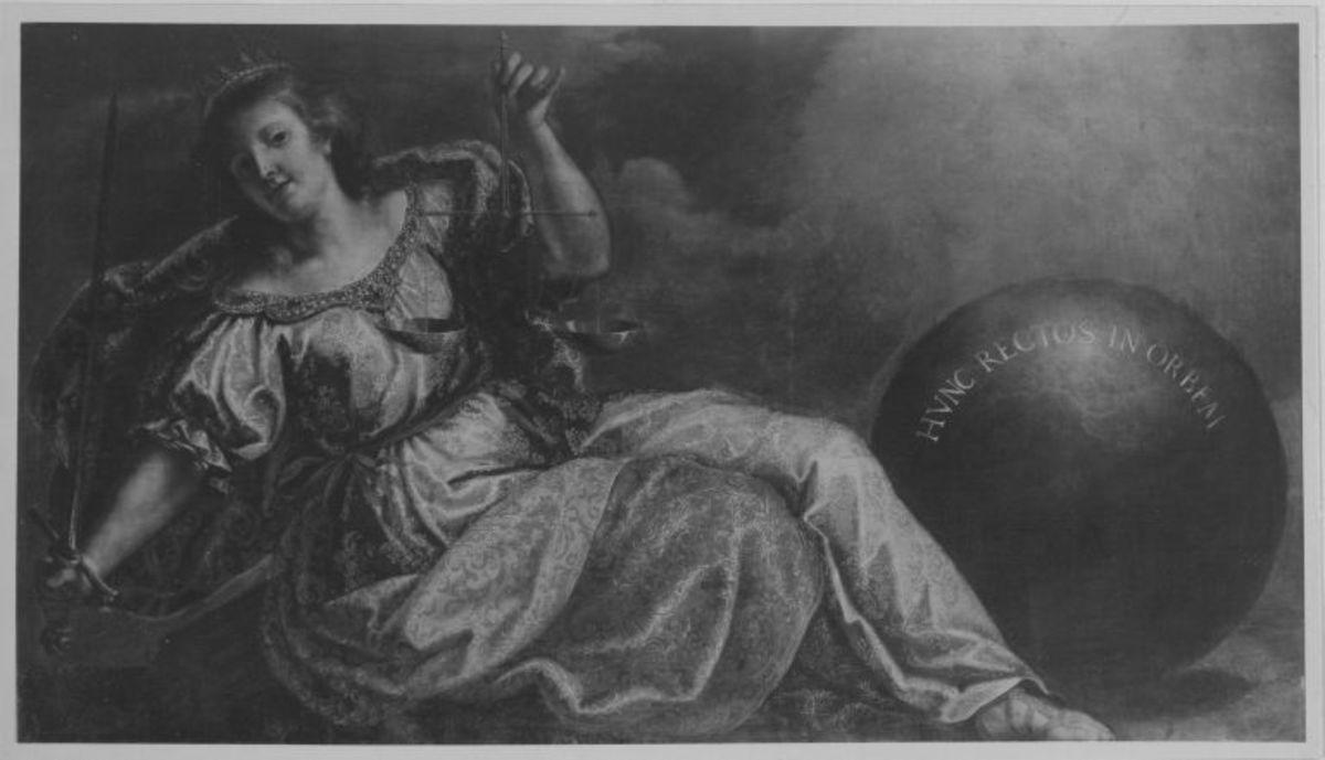 Justitia (Hunc rectos in orbem)