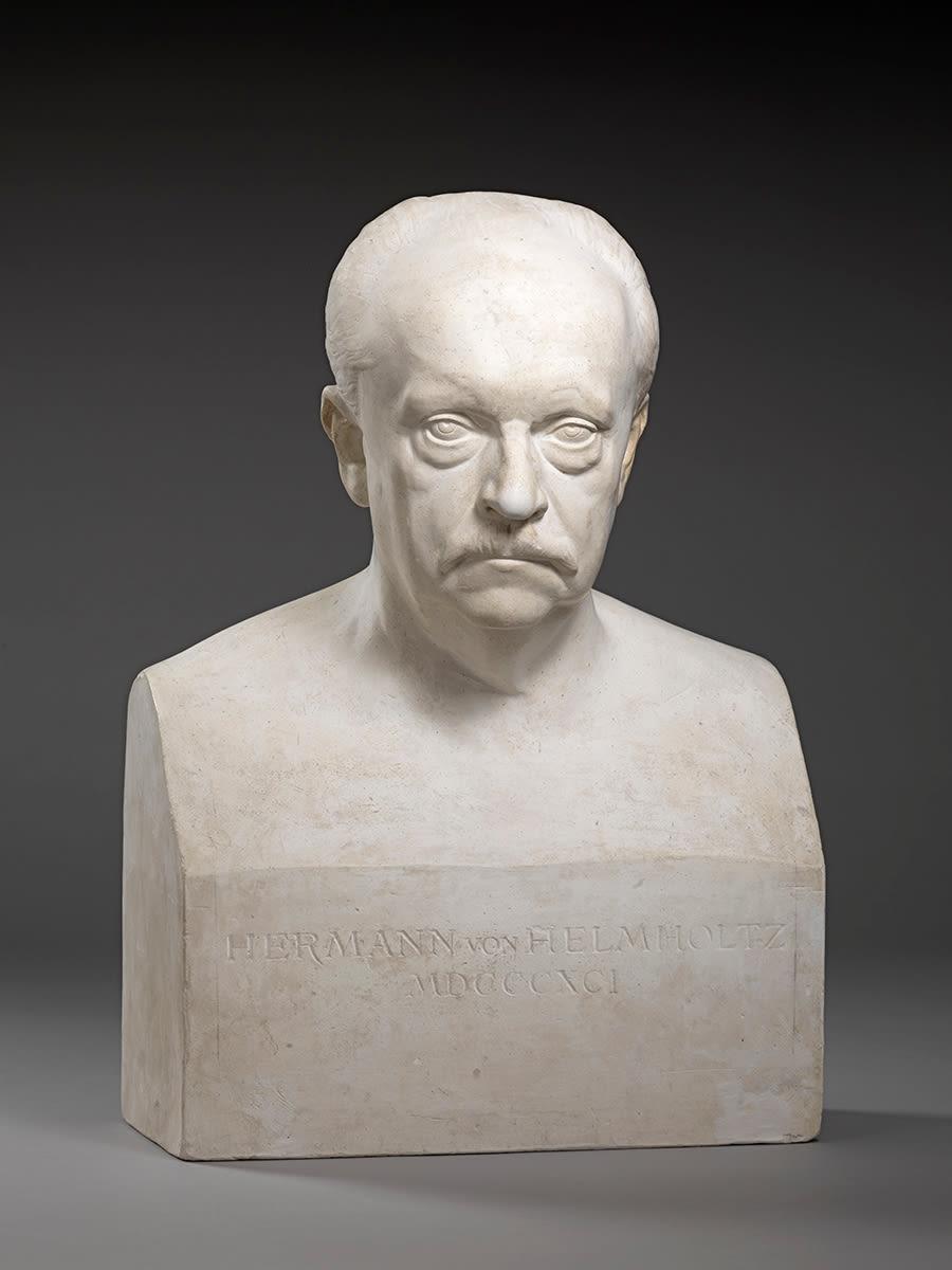 Der Physiker Hermann von Helmholtz (1821–1894)